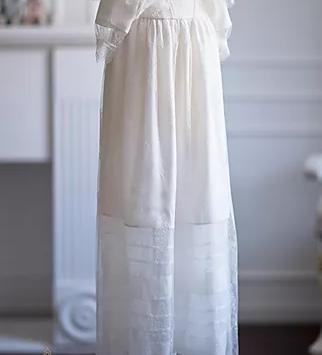 Крестильная рубашка для мальчика, Крестильное платье для девочки