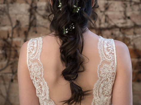 Muss ich meine Haare für die Hochzeit wachsen lassen?