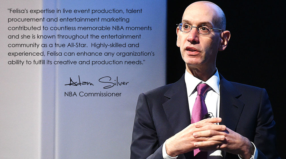 10 Fold Entertainment | Adam Silver