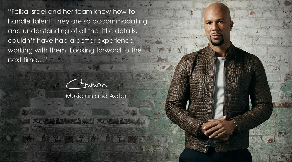 10 Fold Entertainment | Common