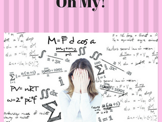 Math Anxiety, Quizzes, and Tests, Oh My!