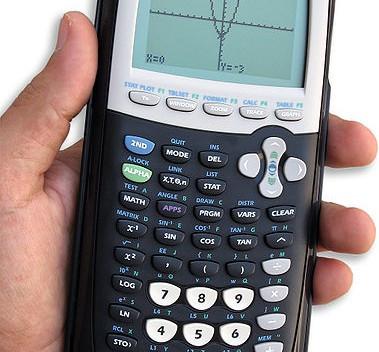 TI 84 calculator