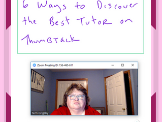 6 Ways to Discover the Best Tutor on Thumbtack