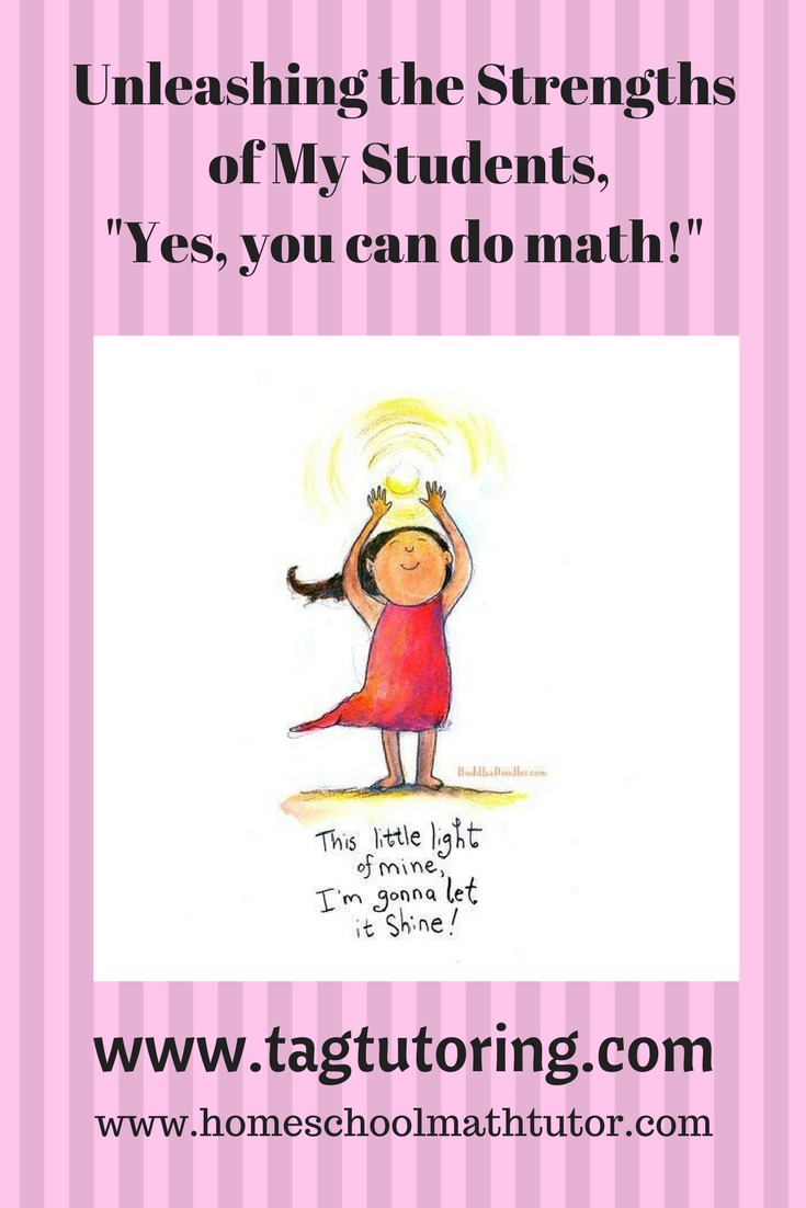 Yes, you can do math.  Math success, Geometry