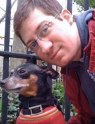 max the pet nanny dog walker