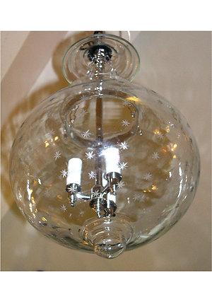 Mini Star Ball Bell Jar