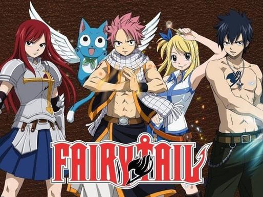 5 motivos para assistir Fairy Tail