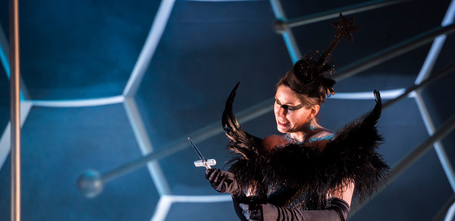 Queen of the Night, Mid Wales Opera