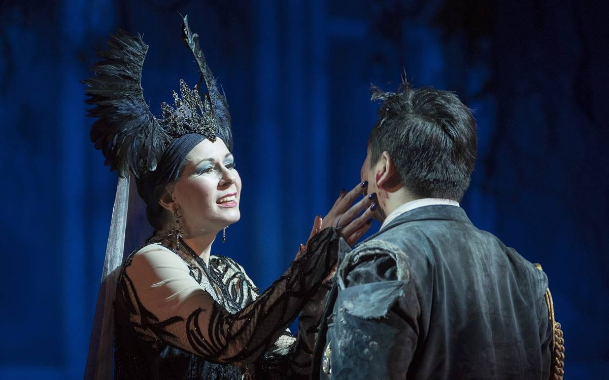 Queen of the Night, Opera North