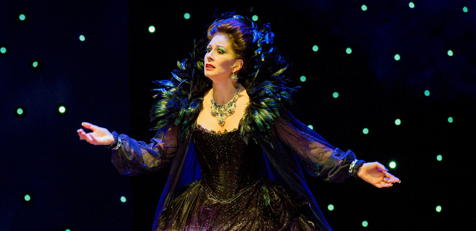 Queen of the Night, Welsh National Opera