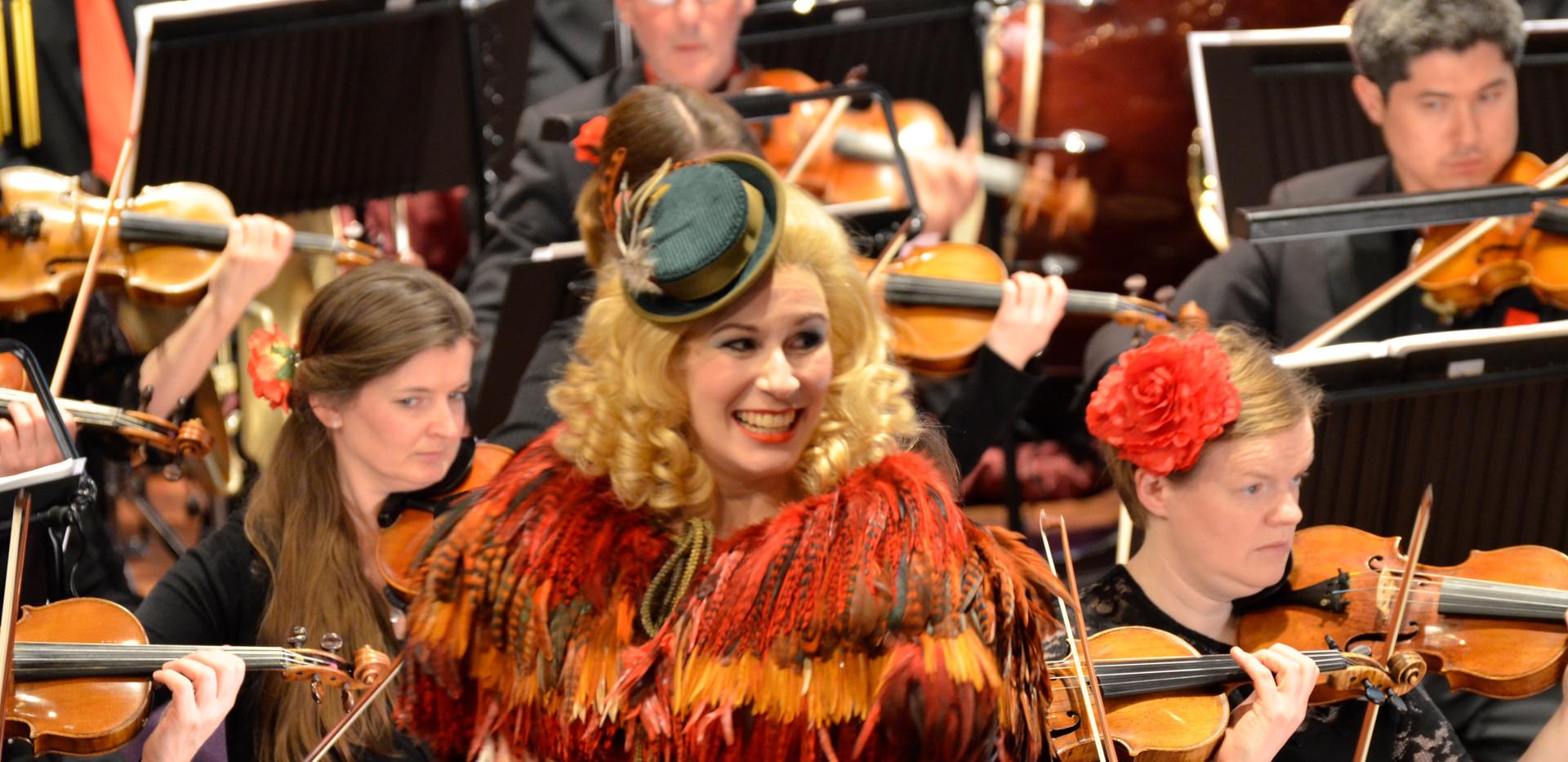 Papagena, Welsh National Opera