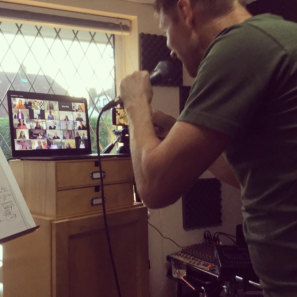Zoom Choir Workshop