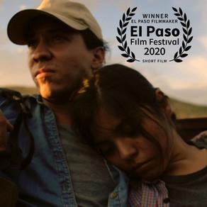 El Paso Film Festival Award Winner