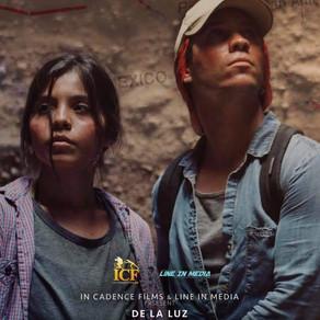 De La Luz Poster Announcement