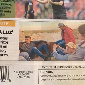 De La Luz in the Media