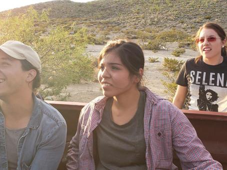 Meet the cast of De La Luz - Brisa Meza & Cabe Tejeda