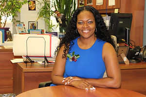 Principal Dr. Keisha McCoy-Dailey