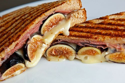 Prosciutto crudo Sandwich