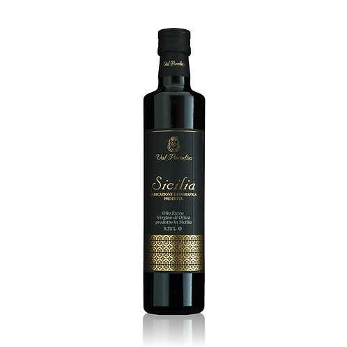 SICILIAN BIOLOGICAL IGP EXTRA VIRGIN OLIVE OIL | Val Paradiso