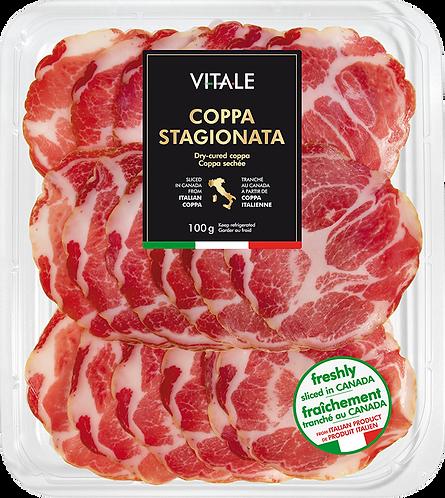 COPPA STAGIONATA | Vitale