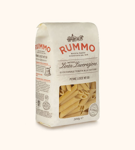 PENNE LISCE | Pasta Rummo