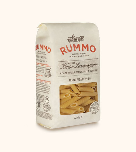 PENNE RIGATE | Pasta Rummo