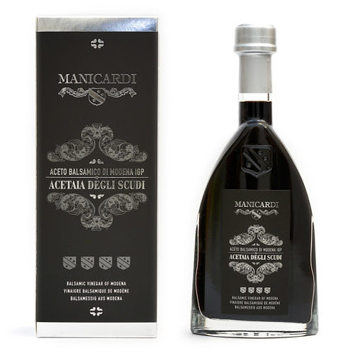 4 SHIELDS BALSAMIC VINEGAR | Manicardi