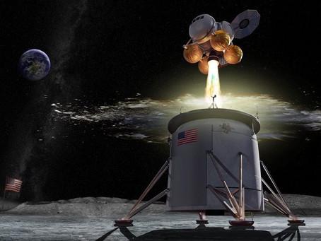 Marshall selected to lead NASA human lunar lander program