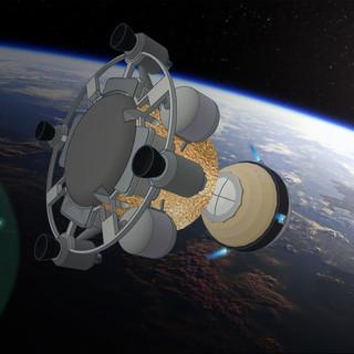 Orbiter & re-entry