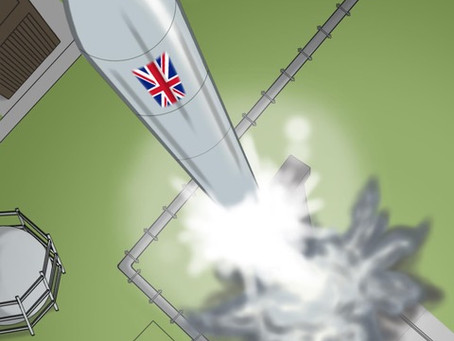 Building the UK's First Spaceport