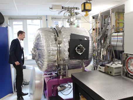 Higgs Centre for Innovation Visit