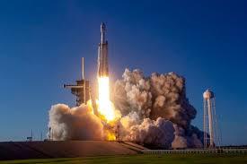 Falcon Heavy Launch!
