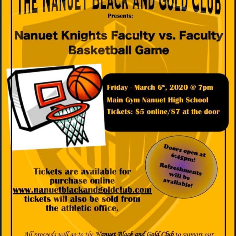 Faculty vs Faculty Basketball Game
