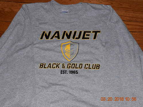 Black & Gold Short Sleeve (Youth Sizes Only)