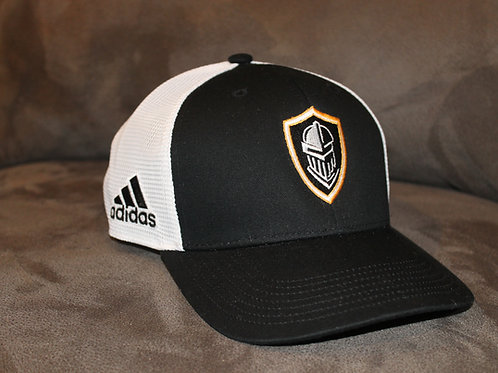 Black and Gold Baseball cap