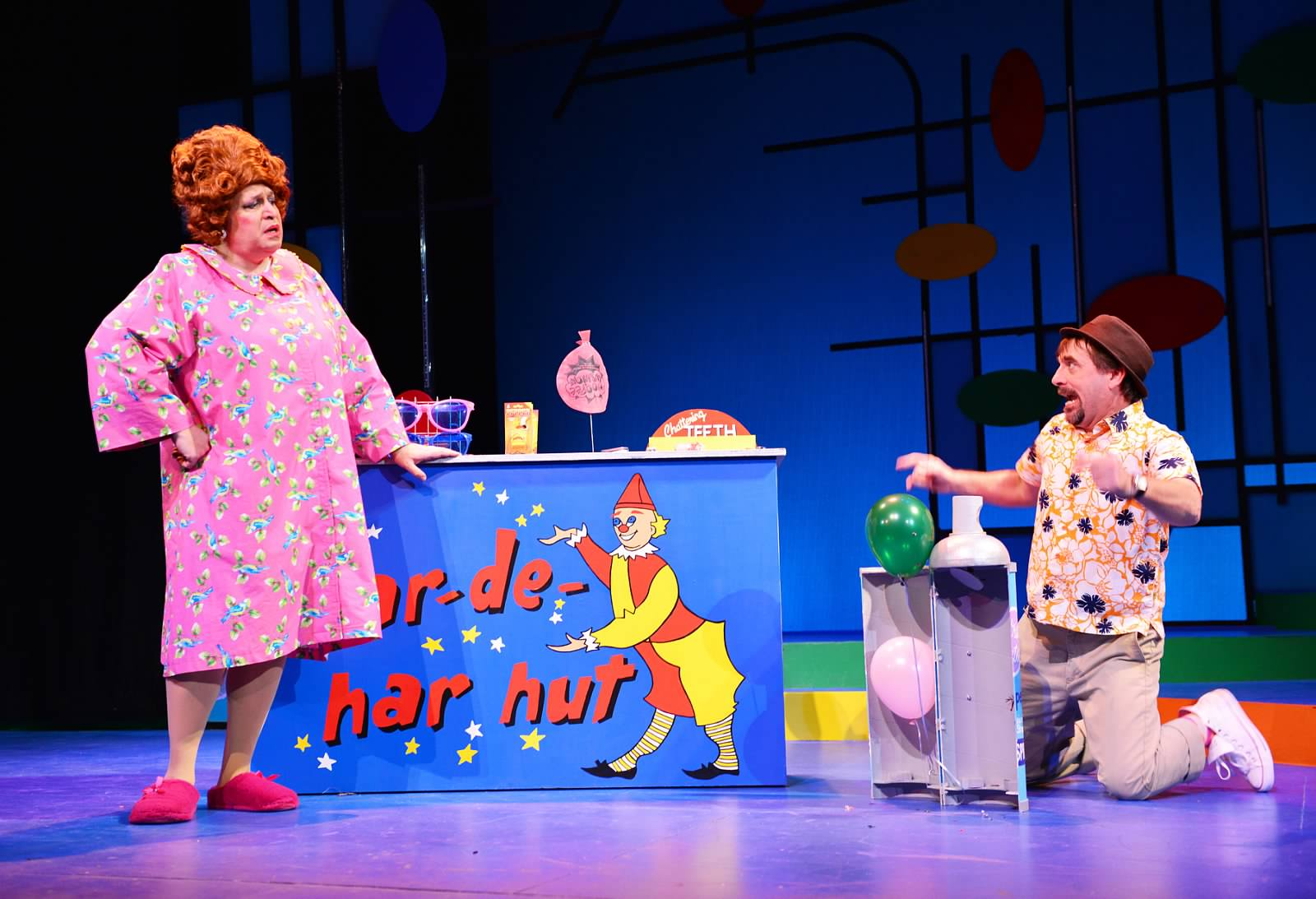 HAIRSPRAY - Wheelock Family Theatre
