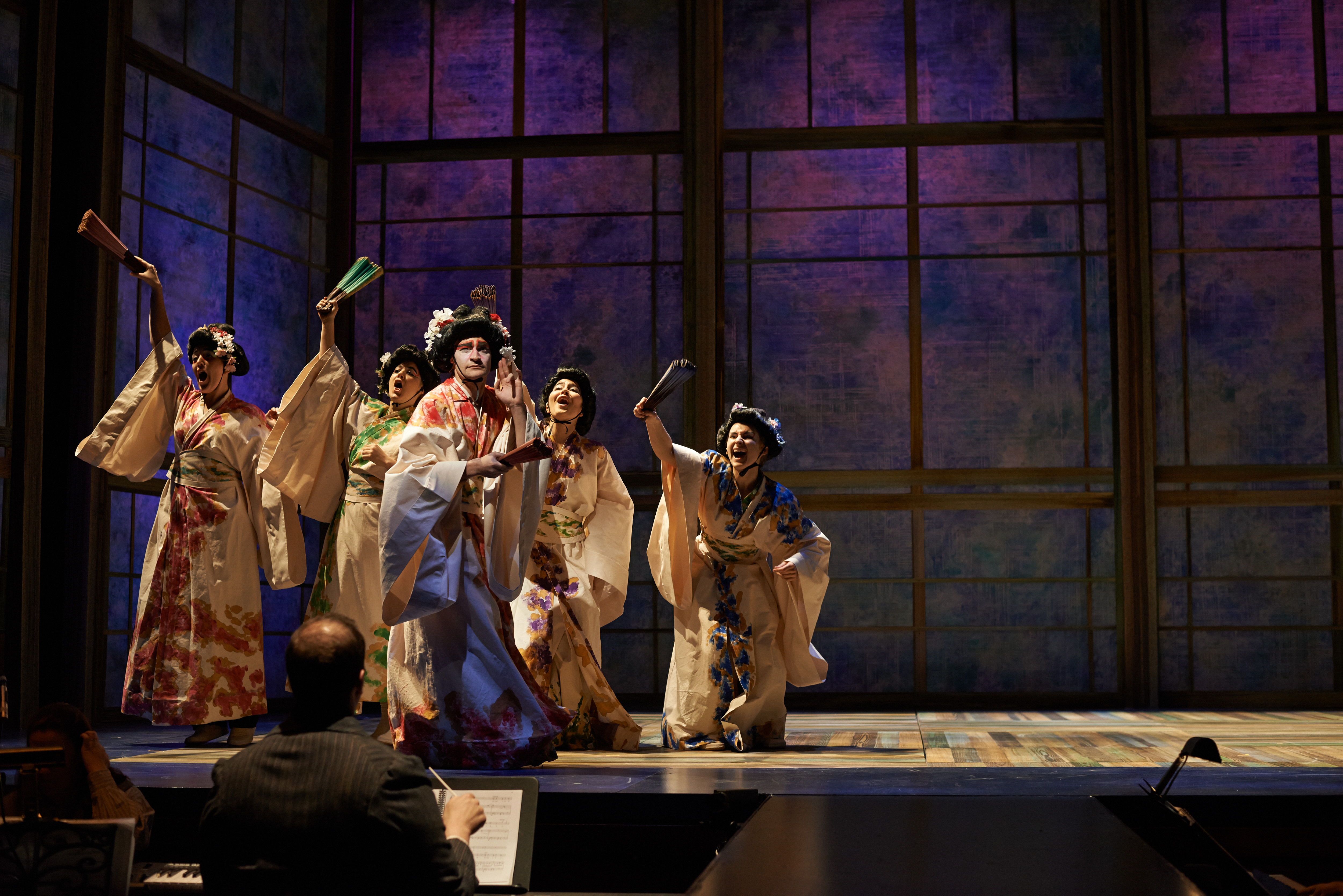 PACIFIC OVERTURES - Boston Univ.