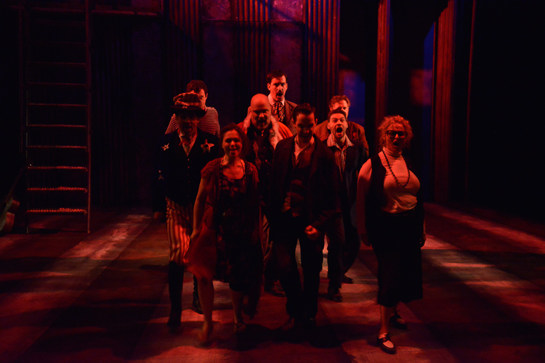 ASSASSINS - New Repertory Theatre