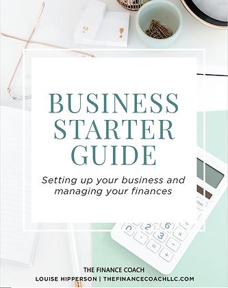 Business Starter Guide