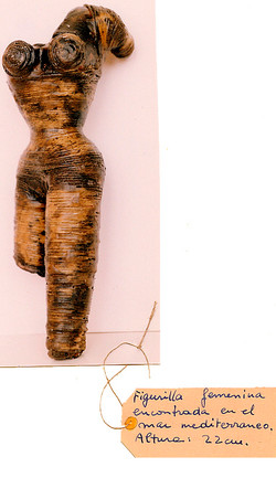 Figurine feminine