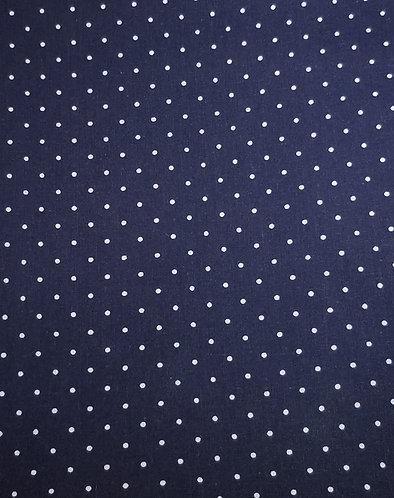 Blue Polka Dot Martingale