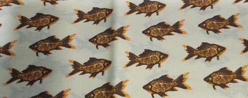 White Brown Fish Martingale