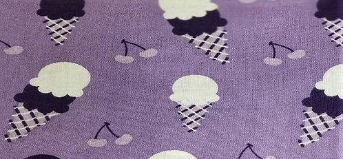 Purple Ice Cream Cones Martingale