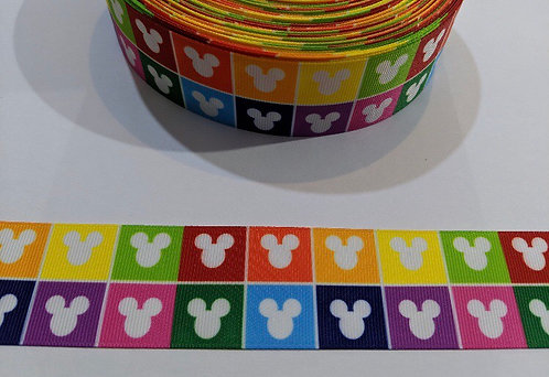 Colorful Mickey Martingale