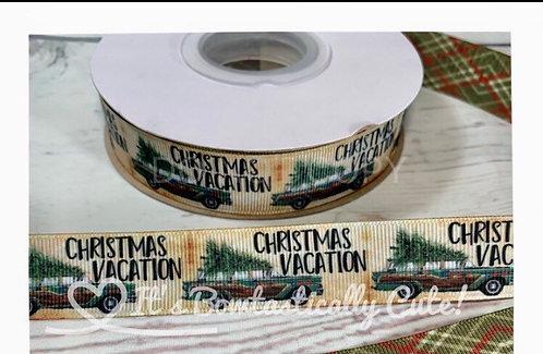 Christmas vacation collar