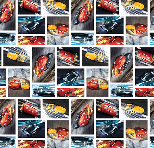 Cars 3 Patches Martingale