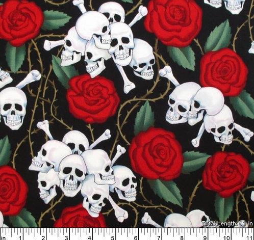 Skulls n Roses martingale