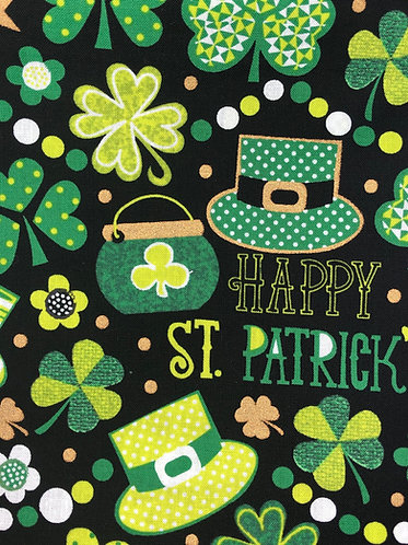 Happy St Patrick's Day martingale