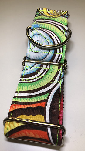 Spiral Shells Multi Color Martingale