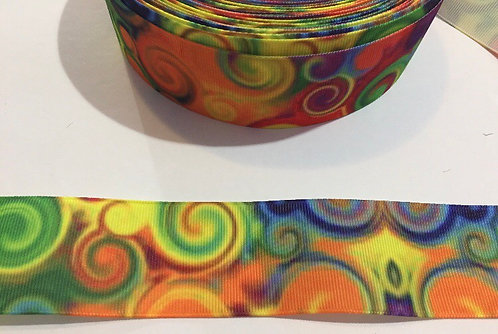 Psychedelic Swirls Martingale